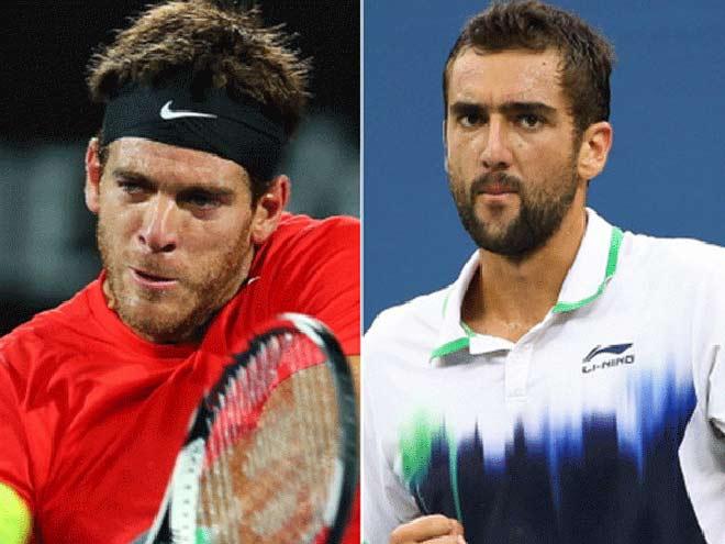 Cilic - Del Potro: Kịch chiến căng thẳng, hẹn đấu Nadal (Tứ kết Roland Garros) - 1