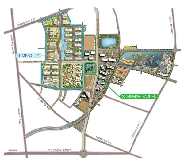 """Điều gì khiến dự án xanh trung tâm quận Hoàng Mai lên """"cơn sốt""""? - 1"""