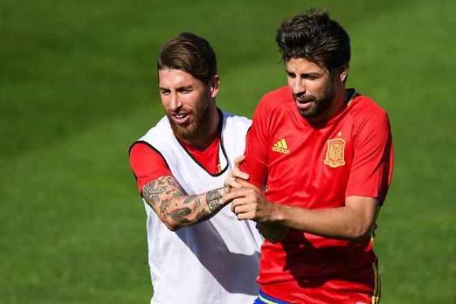 """""""Ông trùm"""" khét tiếng World Cup: Đại ca Ramos ra oai, Real áp đảo phe Barca - 1"""