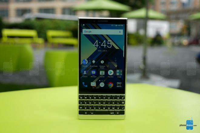 Ra mắt BlackBerry Key 2: Smartphone cung cấp tiện ích tốt nhất - 1