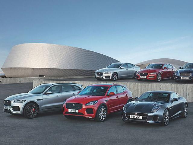 Jaguar Land Rover khuyến mại khủng cho khách mua xe trong tháng 6