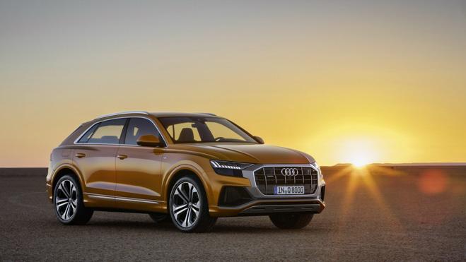SUV thể thao Audi Q8 hoàn toàn mới chính thức ra mắt: Siêu SUV đến từ tương lai - 1