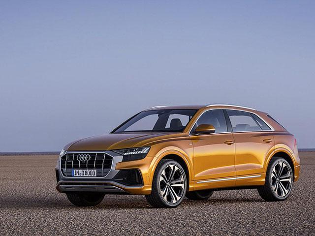 SUV thể thao Audi Q8 hoàn toàn mới chính thức ra mắt: Siêu SUV đến từ tương lai