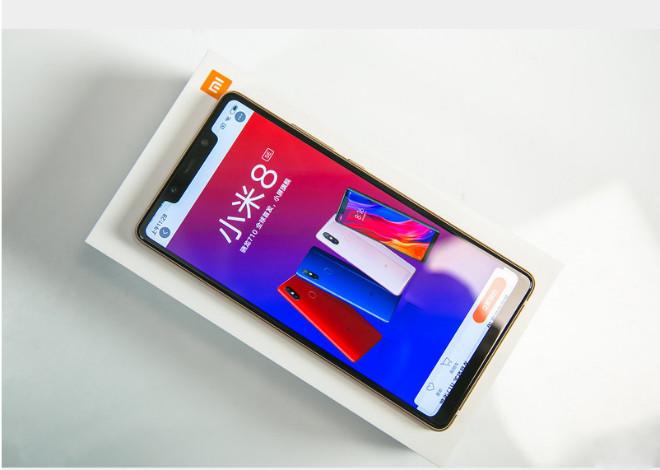 Ảnh thực tế smartphone chạy Snapdragon 710 đầu tiên trên thế giới - 1