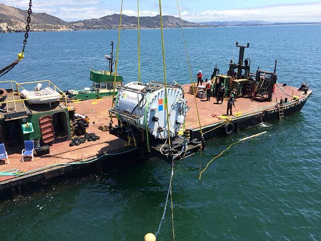 Xem trung tâm dữ liệu dưới đại dương như tàu ngầm của Microsoft