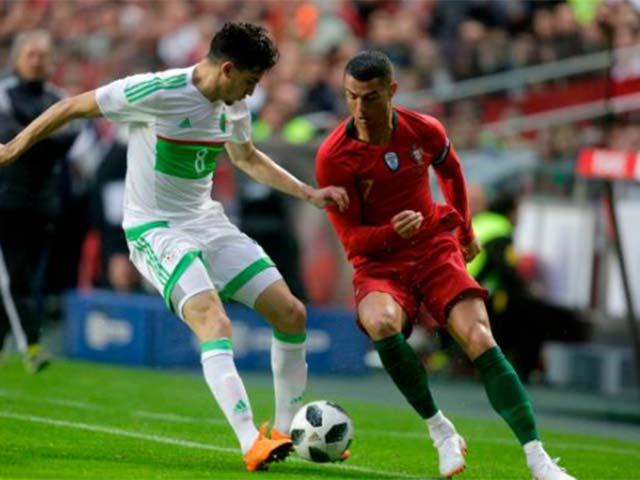 Bồ Đào Nha - Algeria: Ronaldo kiến tạo, đàn em bừng sáng cú đúp