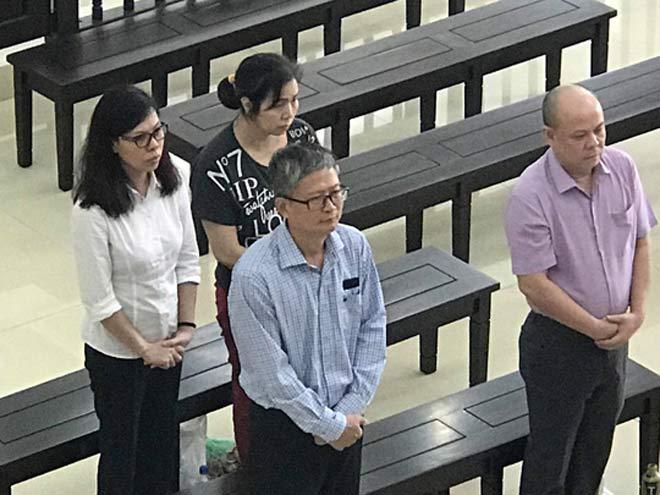 Em trai ông Đinh La Thăng được tòa tuyên giảm 2 năm tù - 1