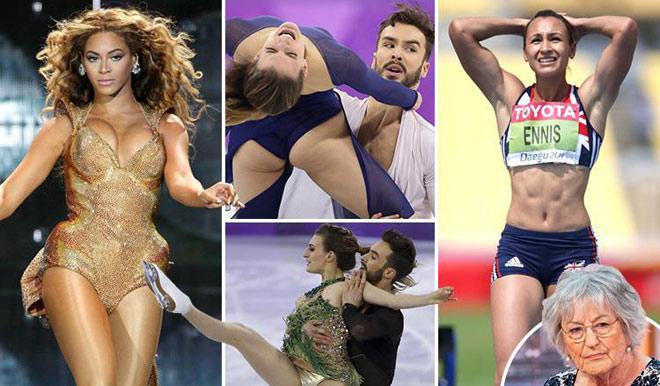 """Sếp nữ """"uy quyền"""" lên án môn thể thao ép nữ VĐV """"thả rông"""" ở Olympic - 1"""