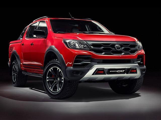 """Ngắm phiên bản độ """"SportCat"""" của chiếc bán tải Chevrolet Colorado"""