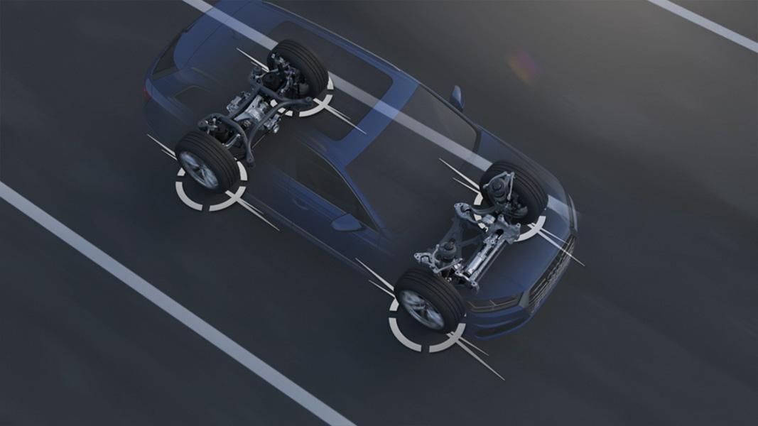 Tìm hiểu hệ thống lái bánh sau: Một trang bị trên những mẫu xe cao cấp ngày nay - 1