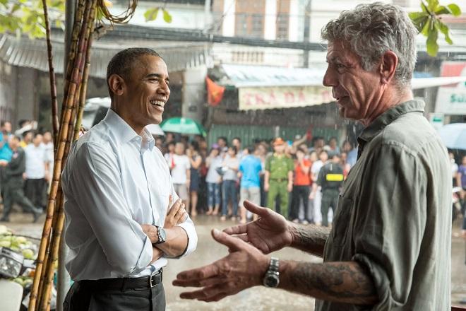 Hé lộ cách người ăn bún chả cùng Obama tự treo cổ - 1