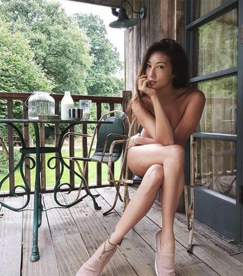 Ảnh nude tuyệt đẹp của các người mẫu Philippines - 1