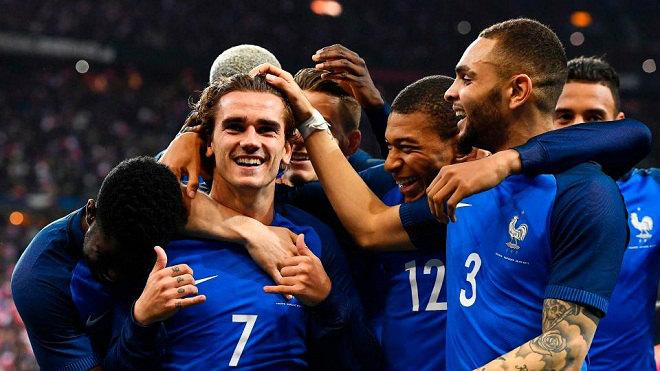 """""""Đại ca"""" tranh vàng World Cup – Pháp: Kante- Pogba """"chấp hết"""", gà trống gáy vang - 1"""