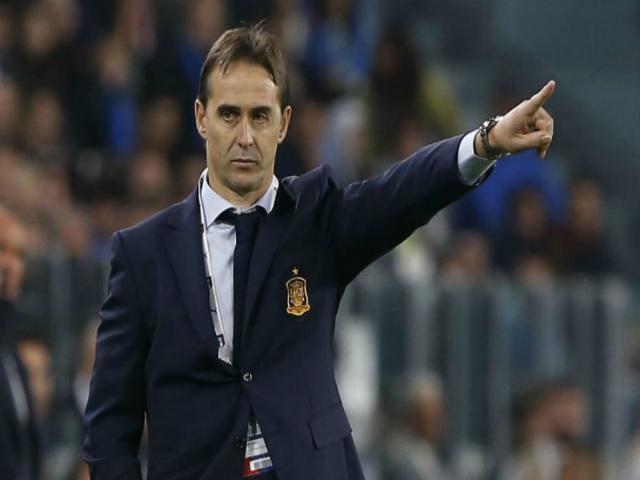 """Tây Ban Nha mơ vàng World Cup: HLV Lopetegui sợ nhất """"điểm rơi phong độ"""""""
