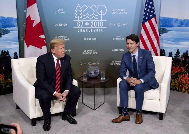 Thủ tướng Canada đẹp trai bị Trump chê thậm tệ về tính cách - 1