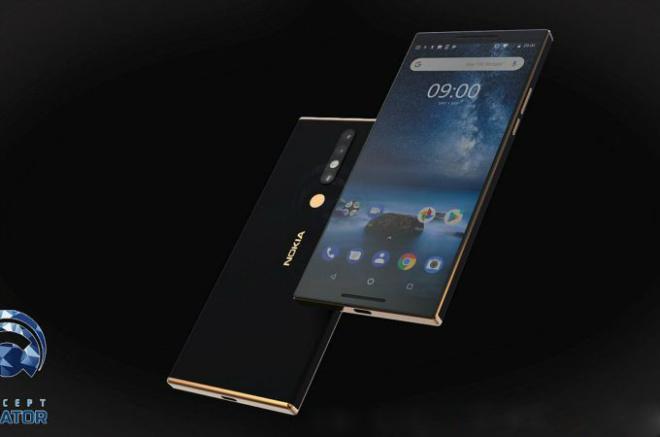 Nokia 9x thiết kế 3 mắt: Cơn địa chấn làng smartphone - 1