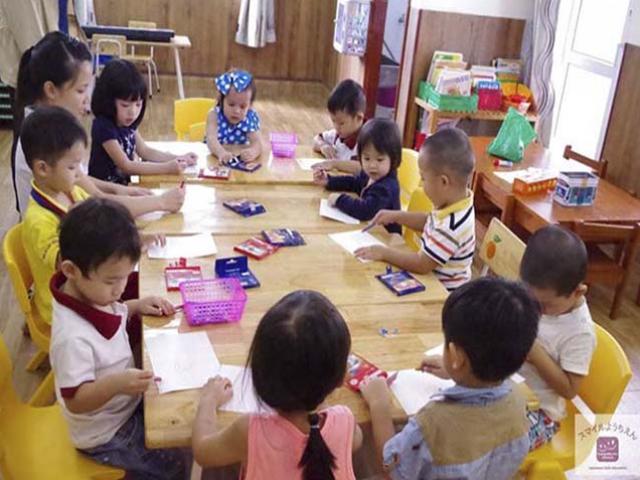 Điều khác biệt trong cách giáo dục của trẻ mầm non ở Nhật Bản