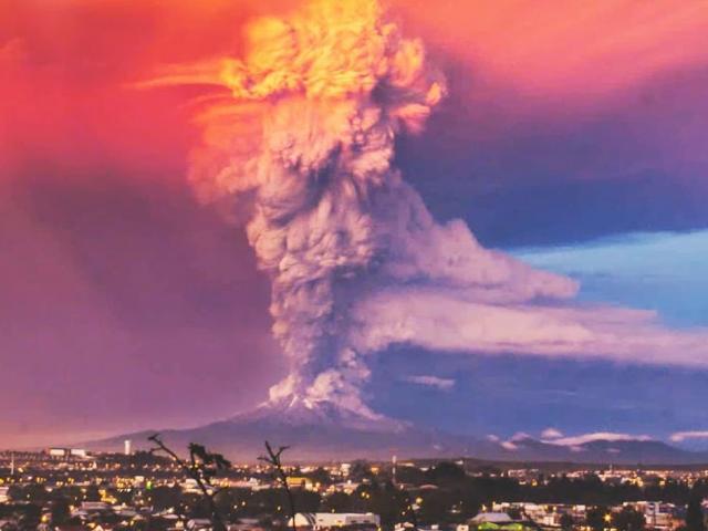Vụ nổ núi lửa khủng khiếp nhất, làm mất mùa hè và 80.000 người chết
