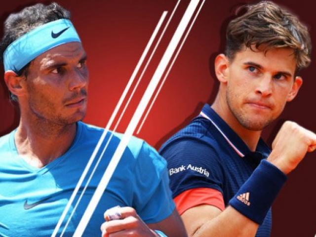 Nadal - Thiem: Rửa hận tuyệt hảo, chào nhà vua vĩ đại (Chung kết Roland Garros)