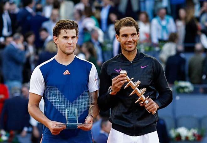 """Chung kết Roland Garros: Nadal """"tị nạnh"""" với Halep, Thiem """"đe dọa"""" nhà vua - 1"""