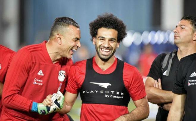 Salah báo tin mừng trên sân tập: Ai Cập vẫn vừa mừng vừa lo - 1