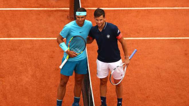 Nadal - Thiem: Rửa hận tuyệt hảo, chào nhà vua vĩ đại (Chung kết Roland Garros) - 1