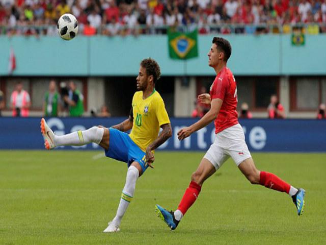 Áo - Brazil: Bộ ba ma thuật, ngất ngây với Neymar