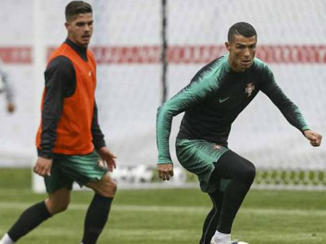 Ronaldo tập cật lực đấu SAO Real-Barca, hé lộ tương lai hậu World Cup
