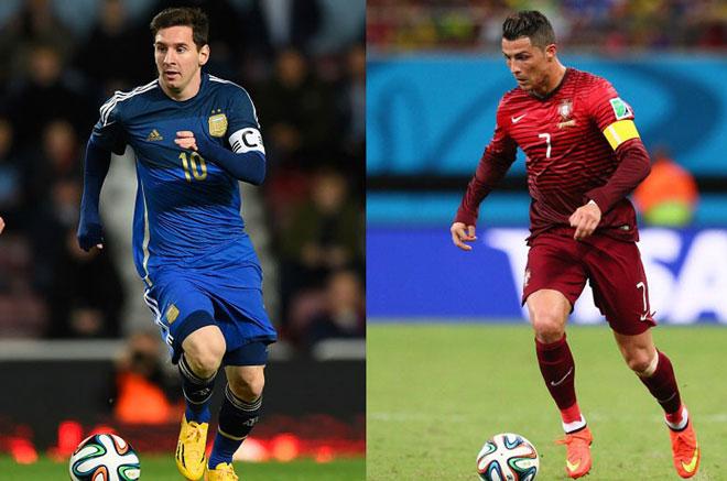 """Messi xem thường Ronaldo, chỉ mặt """"Bát đại anh hùng"""" World Cup 2018 - 1"""