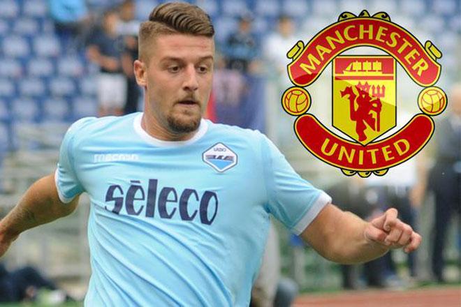 """Chuyển nhượng MU: Arsenal bất ngờ tranh """"hàng hot"""" Milinkovic Savic - 1"""