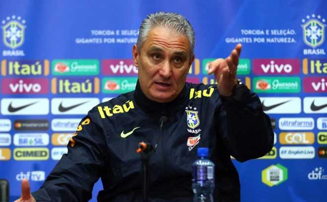 """Bị đồn """"phản bội"""" Brazil để gia nhập Real, HLV Tite """"nổi giận lôi đình"""" - 1"""