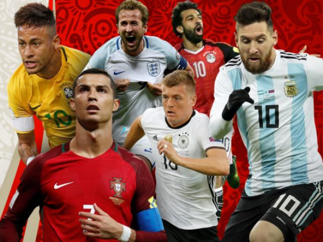 Đua vô địch World Cup: Cựu SAO Real chỉ tên 3 siêu ứng viên