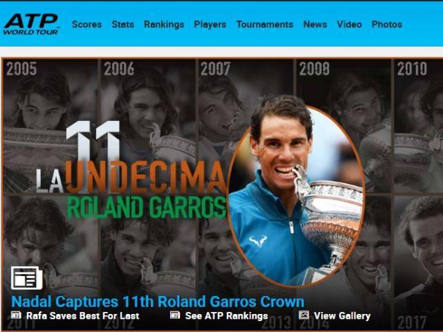 """Nadal tạo kỳ tích Roland Garros: Thế giới cúi đầu, ví """"Thần bất tử"""" ở Paris"""