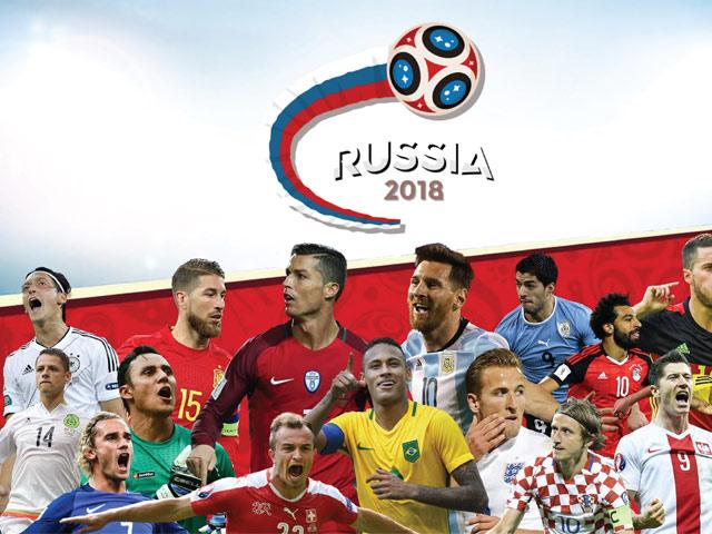 Quần hùng tranh World Cup 2018: Messi, Ronaldo, Neymar & Cuộc đua tới ngôi vua