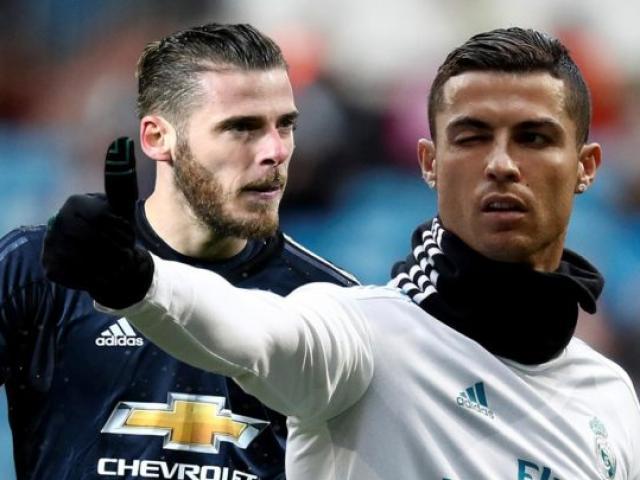 "World Cup 2018: De Gea tự tin khiến Ronaldo ""vô hại"", ghi điểm với Real"