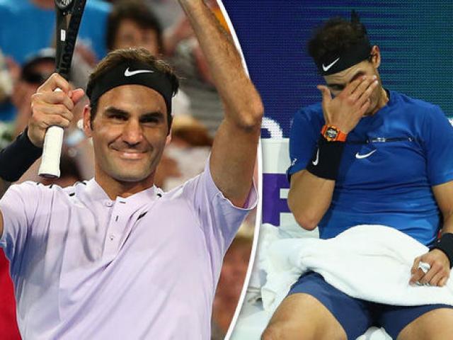 Nadal số 1 thế giới, Federer dọa đòi lại ngay lập tức