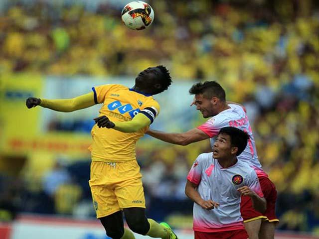 Thanh Hóa - Đà Nẵng: Đức Chinh U23 thất vọng, chiến quả bất ngờ