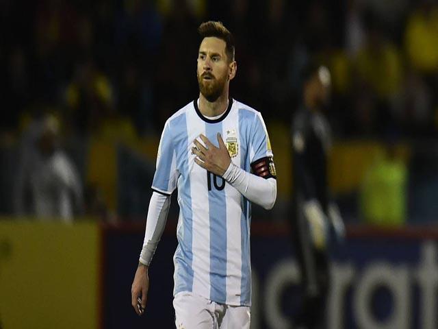 """World Cup 2018: """"Lộ"""" đại bản doanh Argentina, Messi như """"ông hoàng"""""""