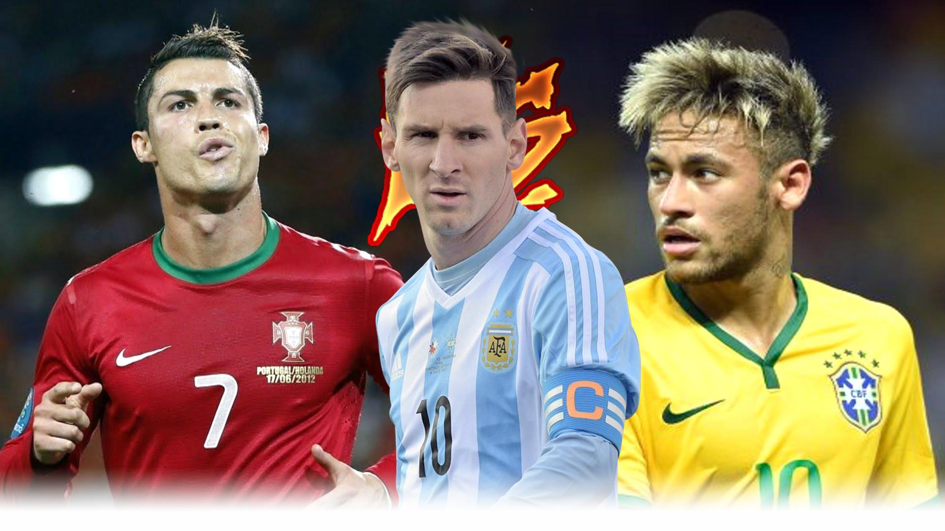 Quần hùng tranh World Cup 2018: Messi, Ronaldo, Neymar & Cuộc đua tới ngôi vua - 4