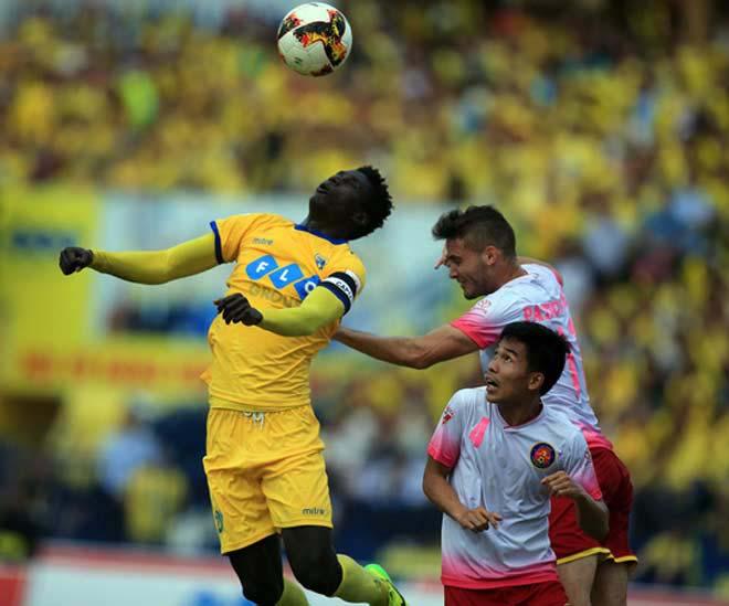 Thanh Hóa - Đà Nẵng: Đức Chinh U23 thất vọng, chiến quả bất ngờ - 1