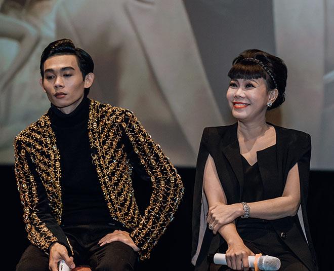 """Việt Hương đóng phim cùng trai đẹp: """"Tôi sợ bị nói già rồi mà chơi ngu"""" - 1"""