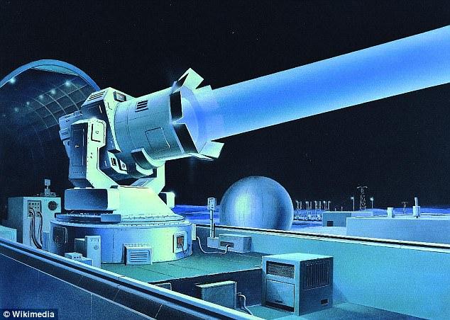 """Nga chế tạo siêu vũ khí khổng lồ khiến Mỹ """"hốt hoảng""""? - 1"""