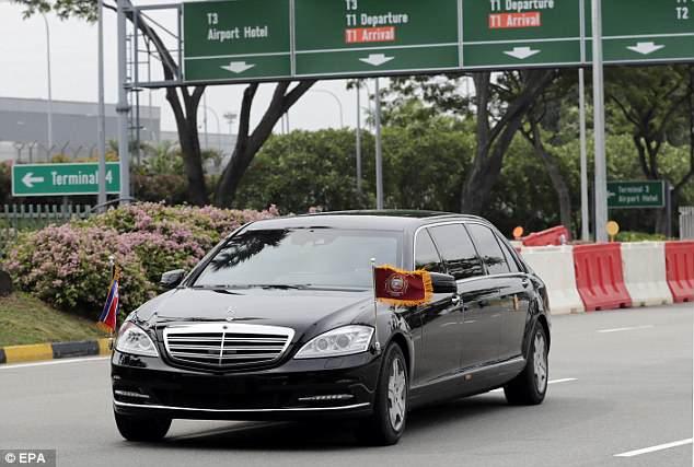 Siêu xe chống đạn 2 triệu USD của Kim Jong-un có gì đặc biệt? - 1
