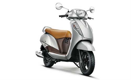 Suzuki Access 125 Special Edition ra mắt, giá từ 20,5 triệu đồng - 1