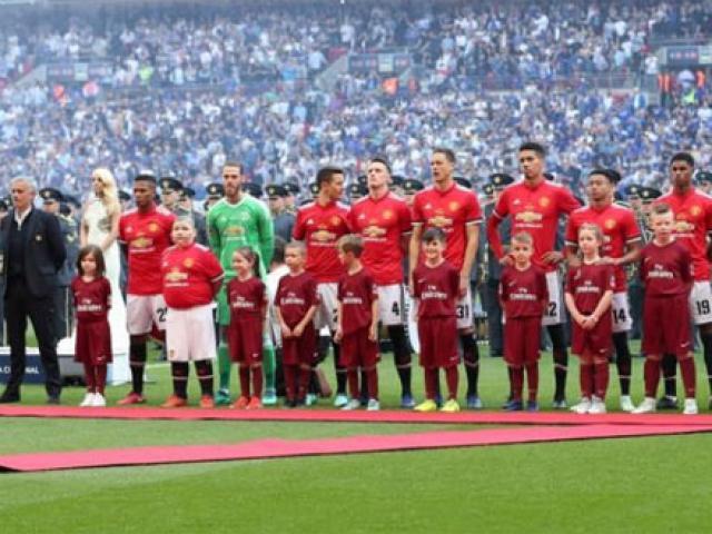 MU trắng tay vẫn khiến Real 3 lần vô địch Cúp C1 ghen tị về giá trị