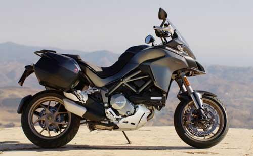 Ducati Multistrada 1260 sắp ra mắt, giá dự kiến từ 541 triệu đồng - 1
