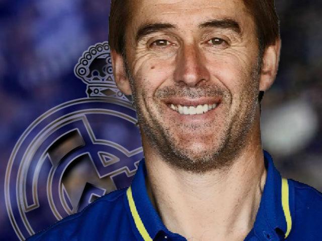 """Real chọn HLV """"hàng chợ"""" thay Zidane: Triệu fan hoàng gia """"nẫu ruột"""""""