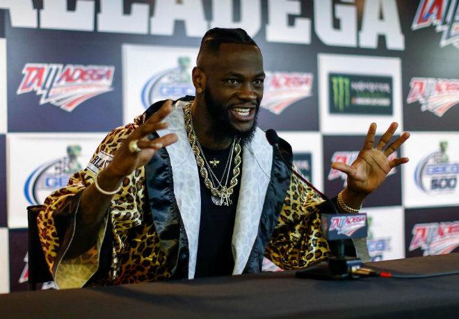 """Siêu kinh điển boxing: Wilder dấn thân """"vào hang hùm"""" đấu Joshua - 1"""