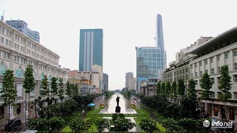 HoREA: Định giá đất ở phố đi bộ Nguyễn Huệ thấp hơn thị trường cả tỷ đồng mỗi m2 - 1