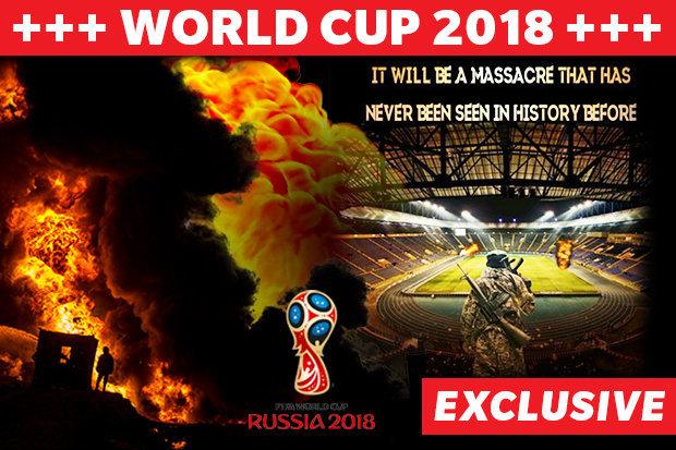 Khủng bố IS dọa thảm sát lớn chưa từng thấy dịp World Cup 2018 - 1